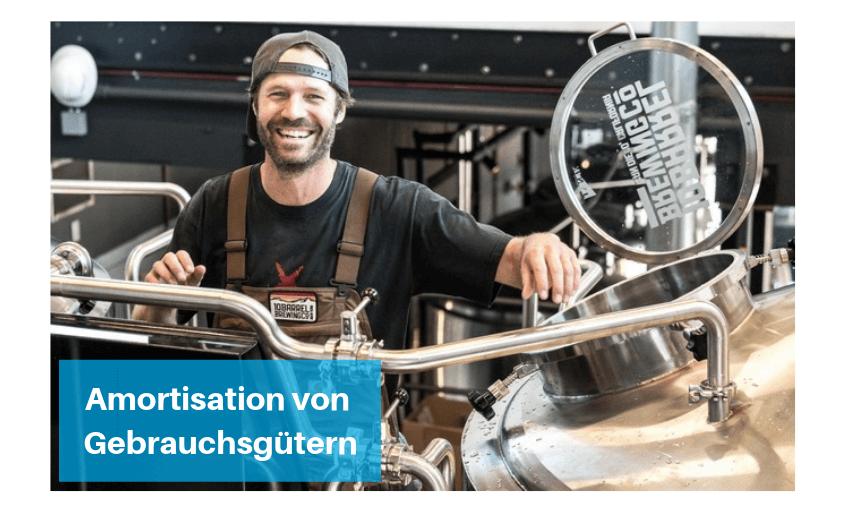 Als KMU richtig investieren: Amortisation